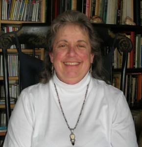 Rev Fran Moulton recent